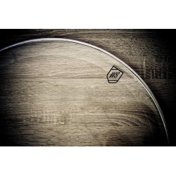 """WS Drumheads - Selective Clear 20"""""""