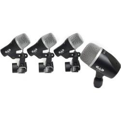 CAD - Zestaw 4 mikrofonów do perkusji Stage4