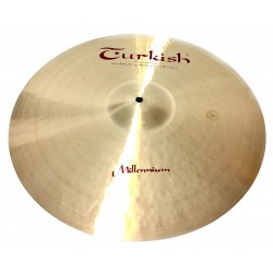 Turkish - Millennium Thin Crash 15""