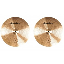 Anatolian - Jazz Collection Sparkle Hi-hat 14''