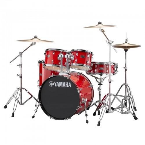 Yamaha - perkusja Rydeen Jazz Hot Red