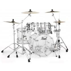"Pearl - Perkusja akrylowa Crystal Beat Ultra Clear Shellset 20"""