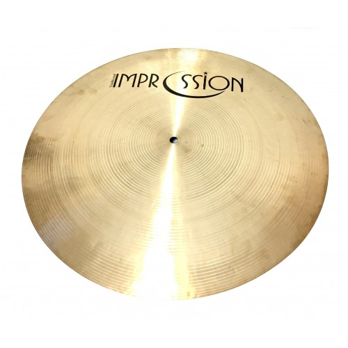 """Impression Cymbals - Traditional Flat Ride 20"""""""