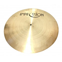 Impression Cymbals - Traditional Flat Ride 20""