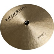Istanbul Agop - Traditional Flat Ride 18''