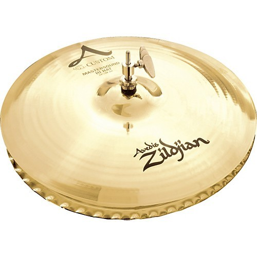 Zildjian - A Custom Mastersound Hi-hat 14''
