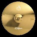 "Zildjian - A Custom 20th Anniversary Ride 21"""