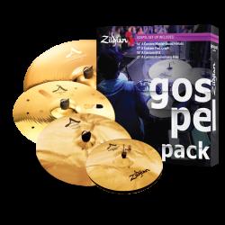 """Zildjian - Zestaw talerzy A Custom Gospel Pack 14"""" 17"""" 21'' + 18"""""""