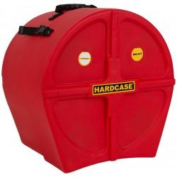 Hardcase - Case 14'' na tom HNP14T Red - czerwony
