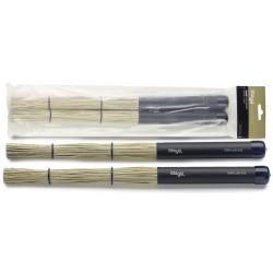 Stagg SBRU30-RS - miotełki perkusyjne naturalne