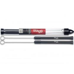 Stagg SBRU20-RM - miotełki perkusyjne