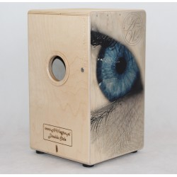 "AW Cajon - Cajon dwustronny SP10B25DB ""Blue Eye"""