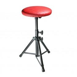 Akmuz - Stołek perkusyjny T7  czerwony