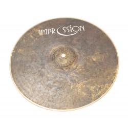 "Impression Cymbals - Dark Crash 19"""