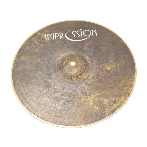 "Impression Cymbals - Dark Crash 18"""