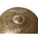 "Impression Cymbals - Dark Ride Thin 22"" + pokrowiec"
