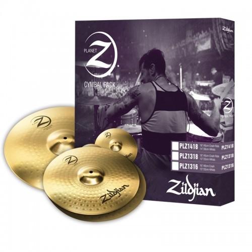 Zildjian - zestaw talerzy Planet Z Set 14'' + 18''