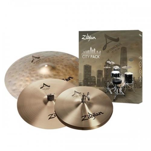 """Zildjian - Zestaw talerzy City Pack 12"""" 14"""" 18"""""""