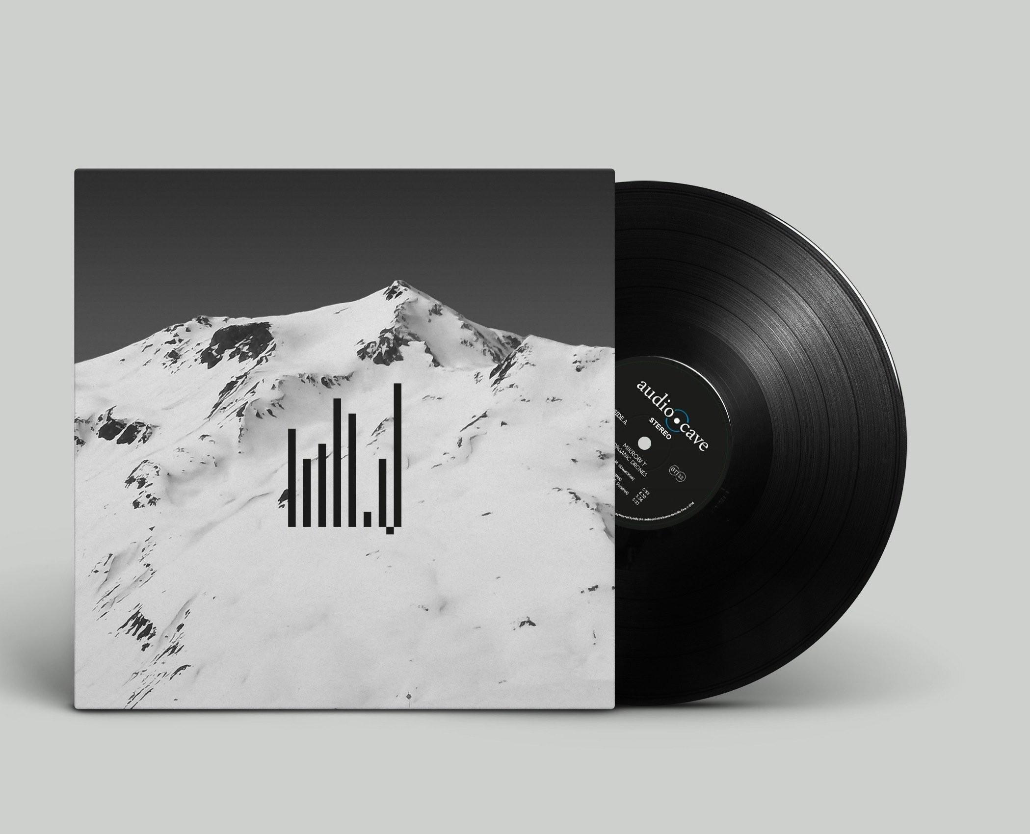 Mikrobi.T - ''Organic Drones'' winyl LP