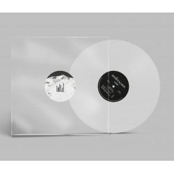 Mikrobi.T - ''Organic Drones'' Limited - biały winyl LP