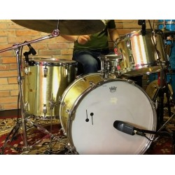 "Sonor - perkusja Action vintage 22"" 13"" 16"" Shellset"