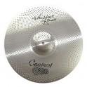 "Centent Cymbals - Zestaw talerzy RVC Whisper (Low Volume) 14"" 16"" 18'' 20"""
