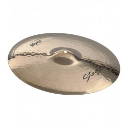 Stagg - Myra Rock Crash 20''