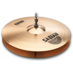 Sabian - B8 Rock Hats Hi-hat 14''