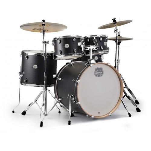 Mapex - Perkusja Storm Rock ST5295F - Ebony Blue Grain