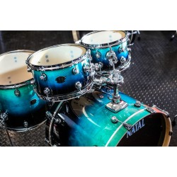 "Natal - Perkusja Arcadia Jazz 20"" KAR-UFX-DW1 Blue Black Fade Lacquer"