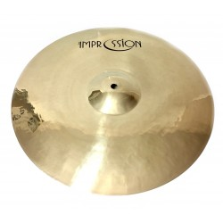 Impression Cymbals - Rock Ride 20""