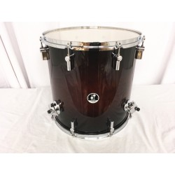 "Sonor - floortom klonowy Select Force 16""x16"" kol. Smooth Brown Burst"
