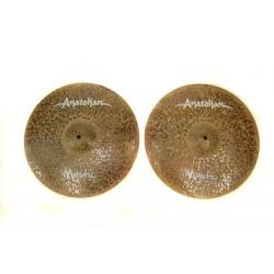 "Anatolian - Mystic Hi-hat 15"""