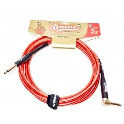 Proel - Kabel instrumentalny/gitarowy MONO 5 m - BRV120LU5TR