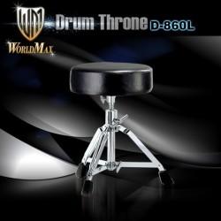 WorldMax - Stołek perkusyjny D-860L
