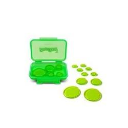 SlapKlatz - żelki tłumiące PRO Alien Green