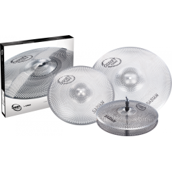"Sabian - Quiet Tone set 14"" 16"" 20"""
