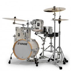 Sonor - Perkusja AQ2 Martini set WM - White Marine Pearl