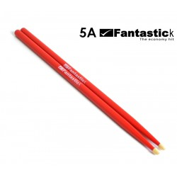 Balbex - pałki Fantastick Hickory German 5A - Bloody Red