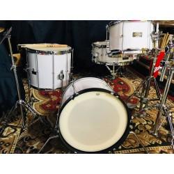 "Jurczuk - perkusja ""Biały Maluch"" 16"" prototyp"