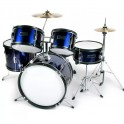 Ever Play - perkusja dla dzieci Junior Kit JBJ-1046 Blue Sparkle