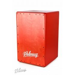 Polmuz - Cajon Model 1-Red czerwony