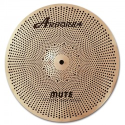 Arborea - talerz MUTE Gold Crash-ride 18""