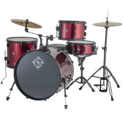 Dixon - perkusja Spark Rock Set 422 + hardware i talerze