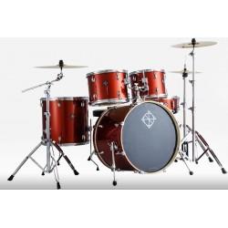 Dixon - perkusja Spark Standard 522 + hardware i talerze