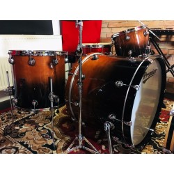 "Premier - perkusja Genista Maple Rock 24"" Shellset  GM24-10"