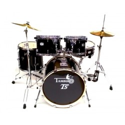Tamburo - perkusja T5 S16  + hardware i stołek
