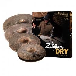 "Zildjian - Zestaw talerzy K Custom Special Dry Pack 14"" 16"" 21"" + 18"""