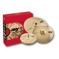 Sabian - HHX Evolution Performance Set 14'' 16'' 20'' B-stock