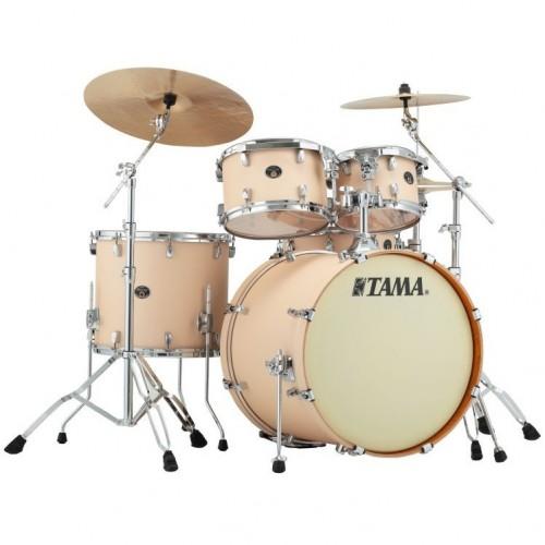 Tama - perkusja Silverstar Shellset VD52-KR Matte Copper Sparkle